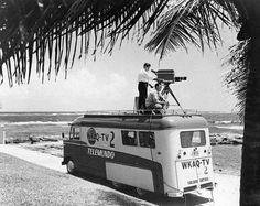 1ra Unidad Movil de Telemundo 1956