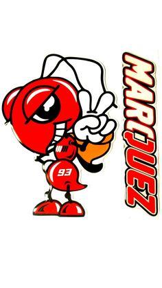 Marc Marquez Logo Wallpaper iPhone - Best iPhone Wallpaper