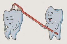 Scratch my back and I'll scratch yours! #dentalhumor Pediatric Dental Health Associates | #Chicago | #IL | http://www.chicagokidsdds.com/