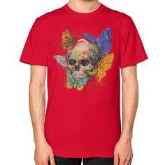 House of Wonders Unisex T-Shirt (on man)