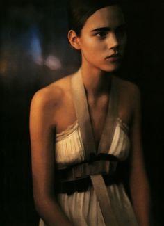 somethinginnocent: Freja Beha Erichsen   Paolo Roversi   Vogue...