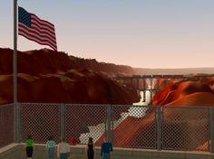 American Dream - Red Rocks Junction. Für EEP9 und EEP-X