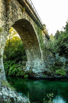 Bridge of Noceta 2 by Anto2b.deviantart.com on @deviantART