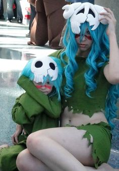 Adorable Nel Cosplay from Bleach