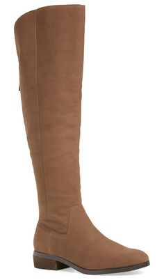 'andie' over the knee boot by Sole Society. A clean-cut leather over-the-knee punctuates your street style with plenty of modern intrigue.