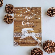 ceremony only wedding invitation wording Wedding Invitations With Pictures, Save The Date Invitations, Wedding Invitation Wording, Elegant Invitations, Elegant Wedding Invitations, Gift Card Boxes, Winter Wedding Decorations, Blush Pink Weddings, Card Box Wedding