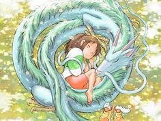 From spirited away. why cant i find a magic dragon who will love and protect me?