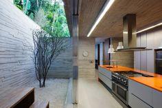 Paraty House / Marcio Kogan / open space planning