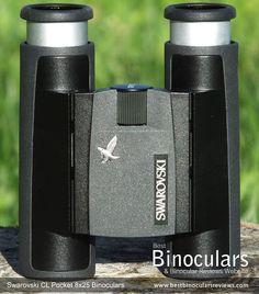 SWAROVSKI OPTIK CL Pocket 8x25 #Binoculars