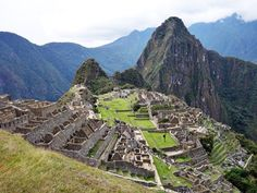 archatlas:  Machu Picchu by SamThanks for the submission!