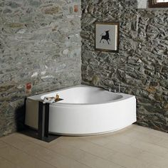 Γωνιακη μπανιερα μοντερνα Isabel 145χ145 - Flobali #bath #bathtub #bathtubs #bathtubdesign #bathdesign #bathdecor #bathdesigns #bathdesigner #bathdesignideas #design #designs #designbathroom