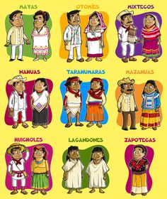 Reasons to Learn Spanish – Learn Spanish Mexican Costume, Mexican Paintings, Latino Art, Aztec Culture, Mexico Style, Mexico Culture, Teaching Spanish, Spanish Class, Mesoamerican