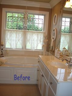 Forever Decorating!: Master Bathroom Tour