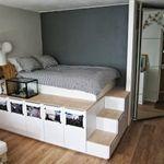 IKEA Hackers: Faktum Storage Bed