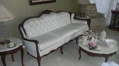pinterest victorian furniture | Victorian sofa