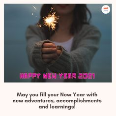 May you fill your New Year with new adventures, accomplishments, and learnings! Happy New Year 2021! 🎇🎉🥂 Event Marketing, New Adventures, Happy New Year, Fill, Social Media, Events, Learning, News, Studying