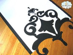 Aisle Runners Wedding Aisle Runners Fabric by StarryNightDesign, $190.00  Sidewalk and boat dock runners :)