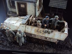 Sd.kfz 251/9 ausf.D