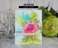 rainbow in november: The Ton's Spring 2017 Release Blog Hop