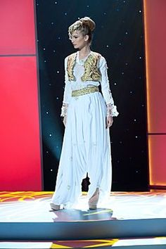 National Costume: Miss Universe Albania 2011