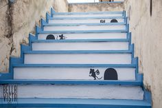 Welcome to Bella Vista Hotel & Studios. Visit the amazing Benitses and you will find this beautiful and colorful and nice paintings :D Bella Vista Hotel, Corfu, Trip Advisor, Street Art, Studios, Paintings, Nice, Amazing, Beach