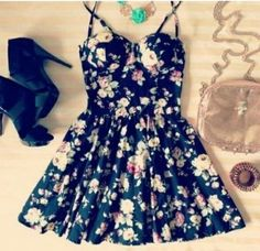 A fashion look from August 2013 featuring bustier dress and crystal jewellery. Browse and shop related looks. First Date Outfits, Night Outfits, Outfits For Teens, Girl Outfits, Hot Outfits, Cute Dresses, Beautiful Dresses, Summer Dresses, Formal Dresses