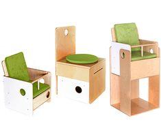 Contemporary furniture for children – Nuun Kids Design