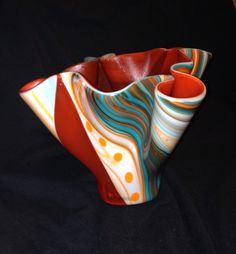 Small vase Fused Glass Art, Stained Glass, Glass Design, Mosaics, Vase, Vases, Stained Glass Panels, Mosaic, Leaded Glass