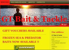 http://carpfish.co.uk/tackle-shops/listings/gt-bait-tackle/ New post (GT Bait & Tackle) has been published on Tackle Shops