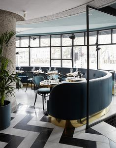 San George Restaurant in Amsterdam