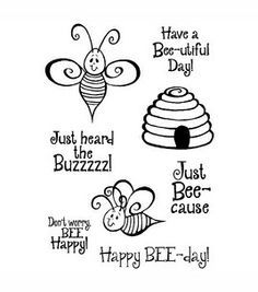 Call Bee Specialists in Bloomfield Hills, MI today at to schedule an appointment if you've got a stinging insect problem around your house or place of business! Bee Puns, Bee Quotes, Bee Creative, Bee Party, Bee Crafts, Easter Crafts, Bee Design, Design Ideas, Save The Bees