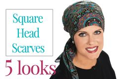 How To Tie A Large Square Scarf On Your Head - Tie Wallpaper HD Findyourcheapjordans. Diy Head Scarf, Head Scarf Tying, Head Scarf Styles, Hair Styles, Head Scarfs, Scarf Tying Tutorial, Scarves For Cancer Patients, Head Wrap Headband, Scarf Hairstyles