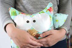 huggable owl softie