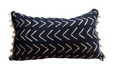 Fletcher BOGOLAN Mud Cloth/ African Mudcloth Pillow Covers