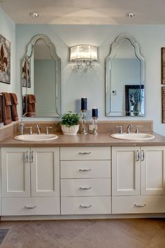 Bathroom Lighting Houzz canarm monica #chandelier in bathroom. | bathroom inspiration