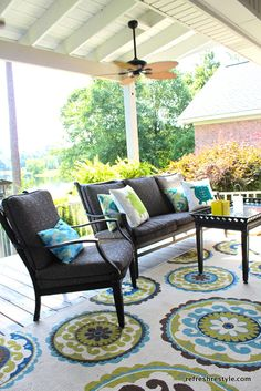 The back porch http:
