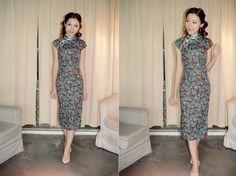 chinesischen nationalen Tang Anzug Qipao Kleid von StarStarNight