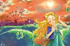 HAGUMI, HONEY AND CLOVER by Lollipop-Kizz.deviantart.com on @deviantART
