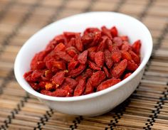 Though it's only recently become famous among health food lovers, herbalists have long known about goji berries and their health benefits. Known to most herbalists as lycium, this fruit-bearing plant offers a variety of health benefits ranging from eye health, to liver protection, to healthy gut flora, to healthy cholesterol.