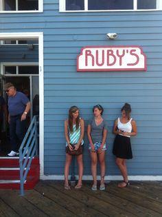 Ruby's // Oceanside, Cali // cali life