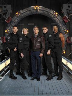 Stargate SG-1...