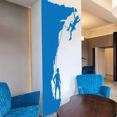 Um adesivo perfeito para decorar as paredes da sua casa ou empresa de modo a criar um ambiente desportivo e divertido.