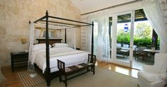 Now THIS is a bedroom!  Casa Colonial Beach & Spa in Puerto Plata, Dominican Republic - Hotel Vacations | Family Getaway
