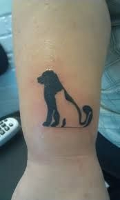 Image result for dog and cat tattoo