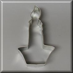 4 Candle Cookie Cutter 4 Candle Cookie Cutter/American Tradition Cookie Cutters [NA1018] - $0.90 : American Tradition Cookie Cutters, $0.90 each. Made in the USA    #CookieCutters  http://www.americantraditioncookiecutters.com