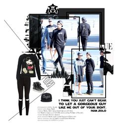 """""""~V :: At The Airport~"""" by taeangel ❤ liked on Polyvore featuring Universal Lighting and Decor, Dot & Bo, rag & bone, kpop, bts and bangtan"""
