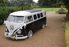 Welcome to Posh Pampa Campa - VW for weddings, VW hire, VW wedding hire Manchester