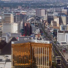 """View magnificent Vegas sights such as the Eiffel Tower, the fountains of Bellagio, the Space Beam of Luxor and more from a """"front-row"""" seat in the sky. Starting at $129 #LasVegas #HelicopterTour #GiftIdeas"""