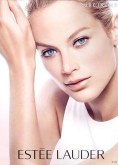 Carolyn Murphy for Estee Lauder Ysl Beauty, Beauty Shots, Clean Beauty, Beauty Make Up, Fashion Beauty, Hair Beauty, Fashion Wear, Carolyn Murphy, Estee Lauder Produkte