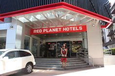 Red Planet Hotel Makati blog review